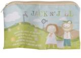 Jack N' Jill Sleepover kosmetyczka z naturalnej bawełny