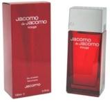 Jacomo Rouge Eau de Toilette for Men 100 ml