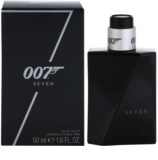 James Bond 007 Seven toaletna voda za moške 50 ml