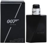 James Bond 007 Seven тоалетна вода за мъже 50 мл.