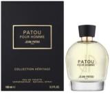 Jean Patou Patou pour Homme Eau de Toilette for Men 100 ml