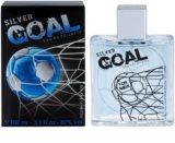 Jeanne Arthes Silver Goal toaletna voda za moške 100 ml