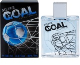 Jeanne Arthes Silver Goal Eau de Toilette for Men 100 ml