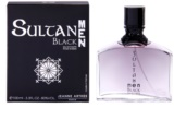 Jeanne Arthes Sultane Black Men Eau de Toilette para homens 100 ml