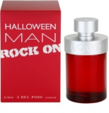 Jesus Del Pozo Halloween Man Rock On Eau de Toilette para homens 125 ml
