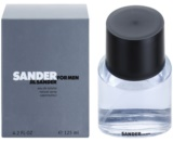 Jil Sander Sander for Men Eau de Toilette für Herren 125 ml