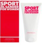Jil Sander Sport Woman leite corporal para mulheres 150 ml