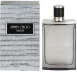 Jimmy Choo Man eau de toilette férfiaknak 100 ml