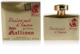 John Galliano Parlez-Moi d´Amour Gold Edition Eau de Toilette für Damen 80 ml