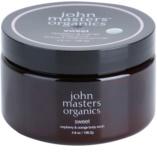 John Masters Organics Sweet Raspberry & Orange testpeeling a finom és sima bőrért