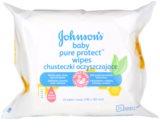 Johnson's Baby Pure Protect Șervețele umede pentru copii