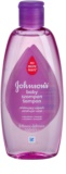Johnson's Baby Wash and Bath champú calmante con lavanda