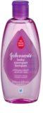 Johnson's Baby Wash and Bath beruhigendes Shampoo mit Lavendel