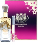 Juicy Couture Hollywood Royal coffret I. - Duo EDP Roll-on Juicy Couture Hollywood Royal + Viva La Juicy