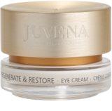 Juvena Regenerate & Restore омолоджуючий крем для шкіри навколо очей для зрілої шкіри