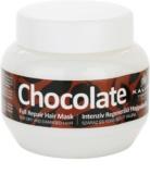 Kallos Chocolate regeneračná maska  pre suché a poškodené vlasy