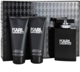 Karl Lagerfeld Karl Lagerfeld for Him lote de regalo I.