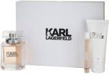 Karl Lagerfeld Karl Lagerfeld for Her lote de regalo III.