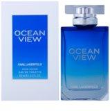 Karl Lagerfeld Ocean View eau de toilette para hombre 100 ml