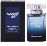 Karl Lagerfeld Paradise Bay toaletní voda pro muže 50 ml