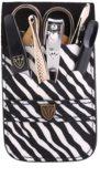 Kellermann Manicure set para una manicura perfecta zebra