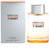 Kenneth Cole Reaction T-shirt Eau de Toilette pentru barbati 100 ml
