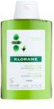 Klorane Nettle шампунь для жирного волосся