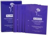 Klorane Yeux Sensibles vyhladzujúce a relaxačné náplaste na očné okolie