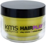 KMS California Hair Play Modeling Clay Fot a Matte Look