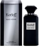 Korloff Korloff Private Black Vetiver туалетна вода унісекс 88 мл