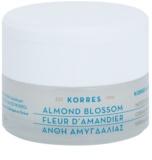 Korres Face Almond Blossom Feuchtigkeitscreme für normale und trockene Haut
