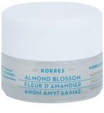 Korres Face Almond Blossom hidratáló krém kombinált és zsíros bőrre