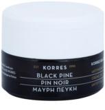 Korres Face Black Pine Lifting-Tagescreme gegen Falten für trockene bis sehr trockene Haut
