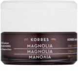 Korres Magnolia денний крем проти перших зморшок для всіх типів шкіри