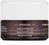 Korres Magnolia Tagescreme gegen erste Falten für alle Hauttypen