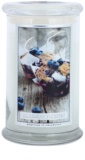 Kringle Candle Blueberry Muffin Scented Candle 624 g