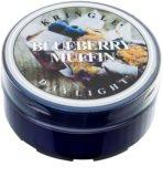 Kringle Candle Blueberry Muffin čajová svíčka 35 g
