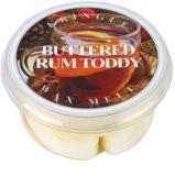 Kringle Candle Buttered Rum Toddy cera para lámparas aromáticas 35 g