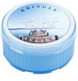 Kringle Candle Tranquil Waters čajna sveča 35 g