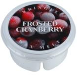 Kringle Candle Frosted Cranberry illatos viasz aromalámpába 35 g