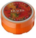 Kringle Candle Leaves čajna sveča 35 g