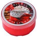 Kringle Candle Peppermint Cocoa vela do chá 35 g