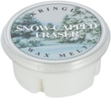 Kringle Candle Snow Capped Fraser Wachs für Aromalampen 35 g
