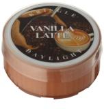 Kringle Candle Vanilla Latte Teelicht 35 g