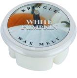 Kringle Candle White Pumpkin Wachs für Aromalampen 35 g