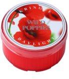Kringle Candle Wild Poppies čajová svíčka 35 g