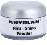 Kryolan Basic Face & Body фиксираща пудра с матиращ ефект