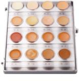 Kryolan Dermacolor Light Concealer Palette with 16 Shades