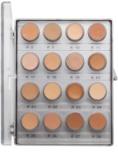 Kryolan Dermacolor Light paleta 16 odtieňov krémového make-upu