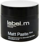 label.m Complete моделююча паста з матуючим ефектом для фіксації